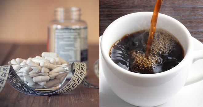 Cafeína - Café - Suplementos