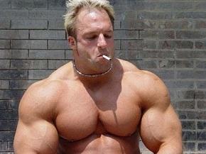 cigarro fumo musculação