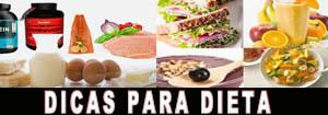 Dicas para Dieta