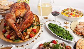 Dicas de dietas para Ceia Natal e Ano Novo