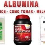 Albumina – O que é, efeitos e como tomar