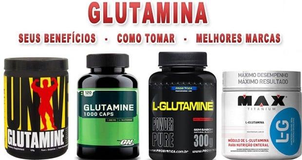 Glutamina – O que é, Para que serve, efeitos e como tomar