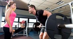 Principais erros no treino de musculação