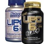 Tudo Sobre o Lipo 6 e Lipo 6 Black – O que é, efeitos e como tomar