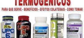 termogenico - para que serve efeitos colaterais como tomar