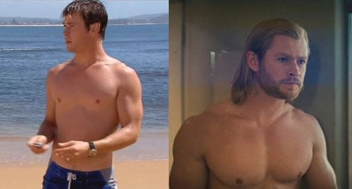 dieta chris hemsworth
