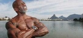Jorge Veloso: Conheça a história do gari fisiculturista que ganhou o Mister Rio 2012