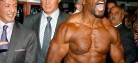 Terry Crews (Julius Rock): treino e dieta