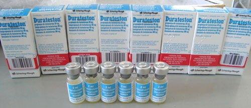Dura - Durateston - Propionato de testosterona