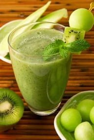 Dieta Detox - Suco Kiwi