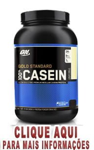 caseina optimum nutrition comprar