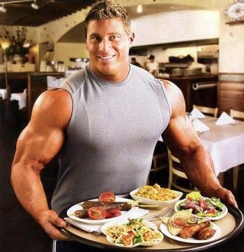 Dietas nos finais de semana e nos dias que não treina