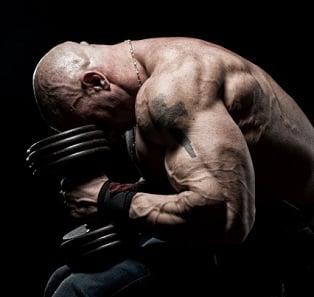 dores durante o treino musculacao acido latico