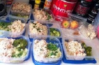 dicas dieta comer no trabalho