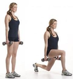 exercicio avanço