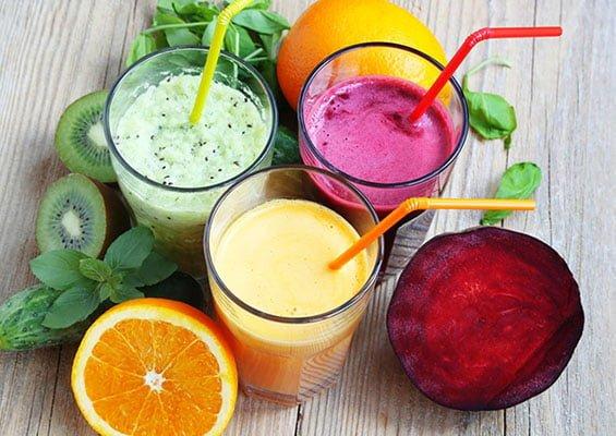 Receitas de suco detox para emagrecer