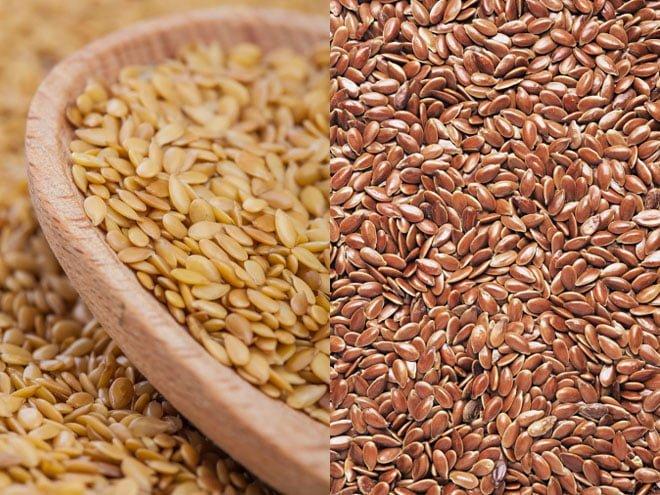 semente de linhaça tipos e beneficios