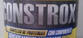 Constrox Power Supplements – Análise do blend de proteínas