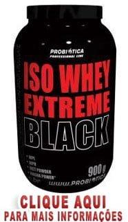 Iso Whey Extreme Black - Probiótica