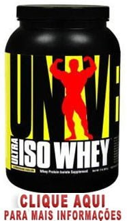 Ultra ISO Whey Universal