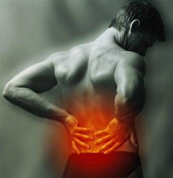 Lombalgia dor lombar musculação treino