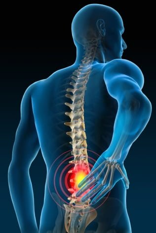 lombalgia dor lombar treino musculacao