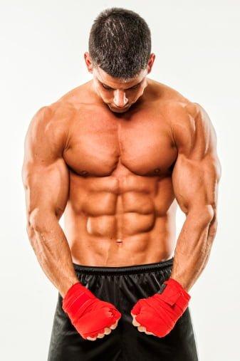 Musculação e lutas mma jiu jitsu boxe conciliar benefícios