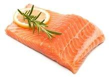 salmão peixe massa muscular
