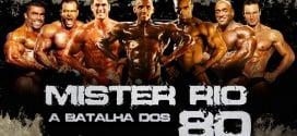Mister Rio, a batalha dos 80 estreia na Globo News