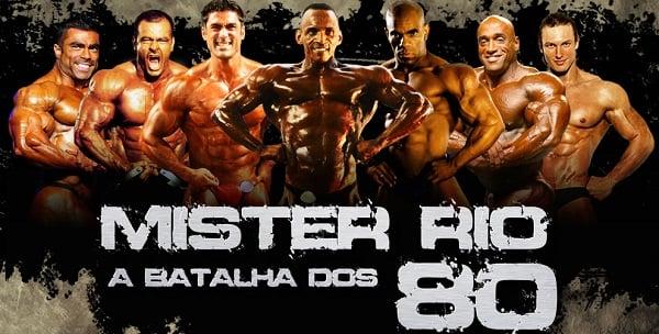 Mister Rio a batalha dos 80