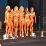 Competição feminina Arnold Classic 2013