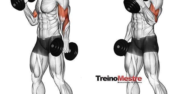6 erros que te impedem de ter braços mais fortes (como corrigi-los)