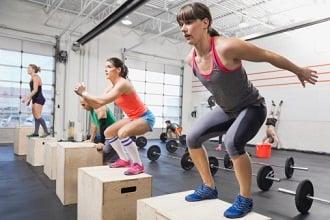 treino circuito misto como fazer exercicios