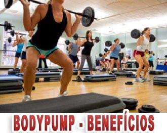 Body Pump - Benefícios