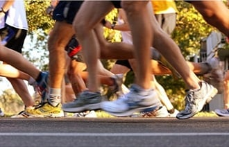 preparação para uma maratona