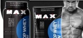 Top Whey 3W Max Titanium – Análise Whey Protein