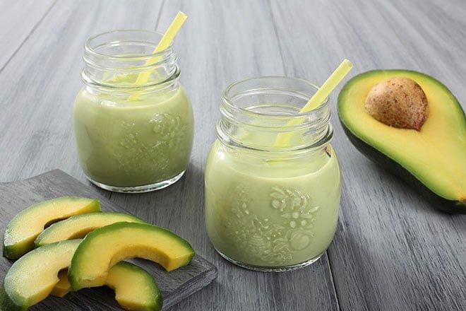 abacate vitaminas