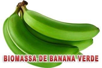 biomassa de banana verde receita para emagrecer