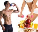 Alimentação e suplementação pós-treino – O que comer depois treinar?