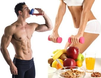 dieta alimentos e melhores suplementos pós treino