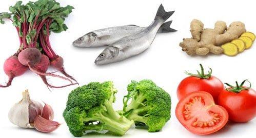 alimentos anti-inflamatórios que combatem inflamação