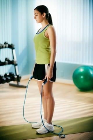como pular corda treino perder gordura