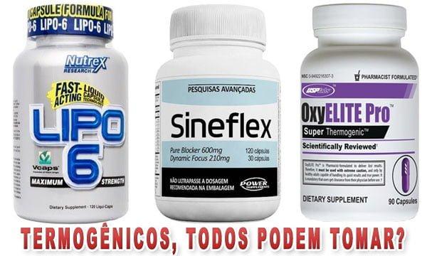 lipo 6 sineflex oxyelite termogênicos