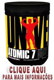 atomic 7 bcaa universal