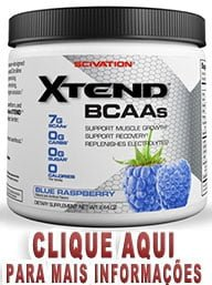 bcaa xtend scivation