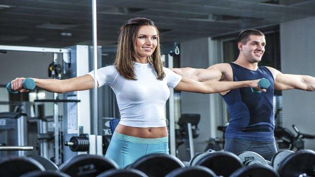 Musculação emagrece?