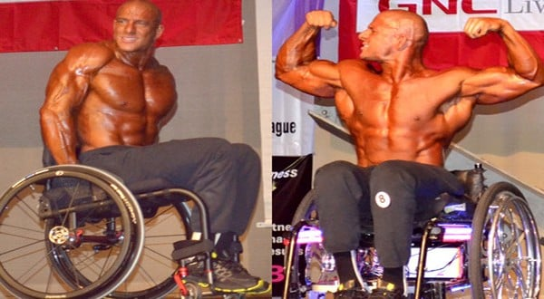 musculacao para cadeirantes