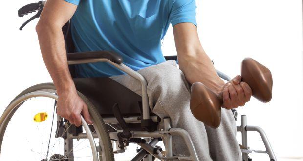 musculação para deficientes físicos