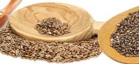 Chia, Quinoa ou Linhaça, qual a diferença? Qual o melhor para emagrecer?