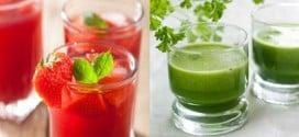 Suco seca barriga – 7 receitas de sucos para emagrecer